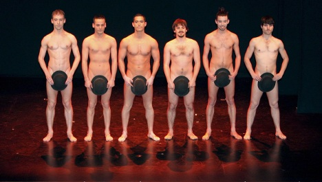 Naked rock musical proves too big a hit with nudists