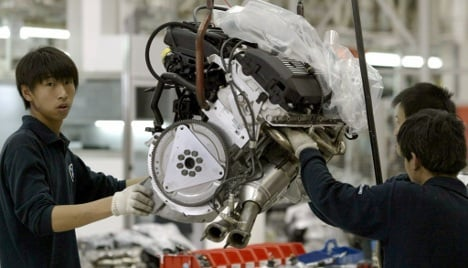 BMW to invest in Chinese expansion