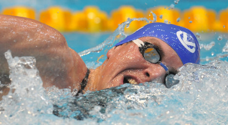 World records smashed in speedy Berlin swimming championship