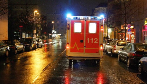 Seven-year-old boy found on sidewalk with alcohol poisoning