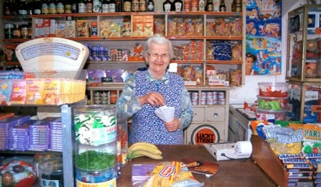 Small general stores making comeback in rural Germany