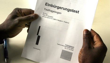 A contract for both sides of Germany's integration equation