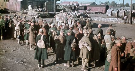 Online database of Soviet WWII prisoners opens to public