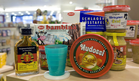 Products from former East Germany dazzle in quality test