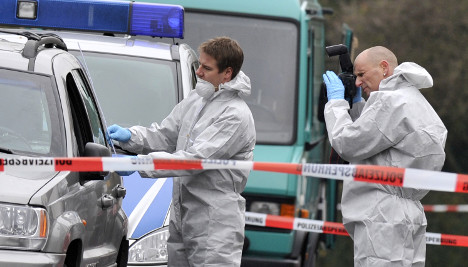 Man killed in Frankfurt shoot-out with police