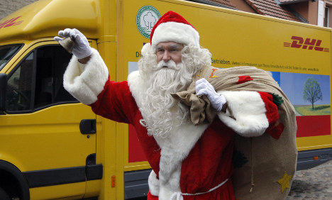 Christmas post offices swamped with letters to Santa – from adults