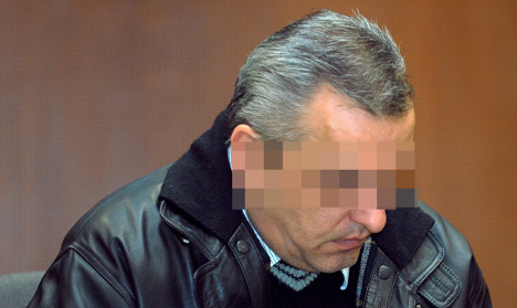 Hopp blackmailer jailed for nearly four years