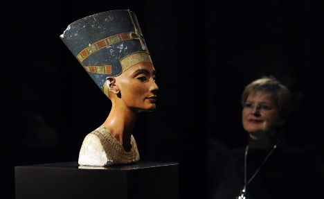 Egyptian Nefertiti bust is rightfully ours, Germany says