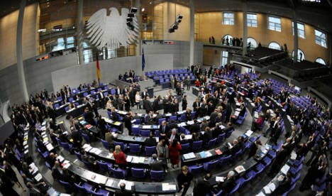 Parliamentary mothers push for babies in the Bundestag