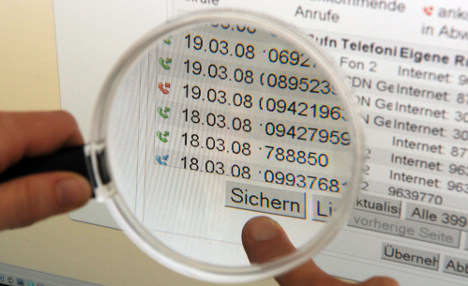 Privacy challenge to data-storage law reaches constitutional court
