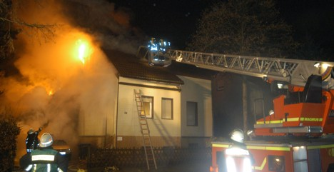 Five dead in Christmas Day fire