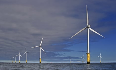 Siemens partners with Dong Energy for stake in Lincs wind project