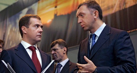 Russia seeks Opel compensation from GM