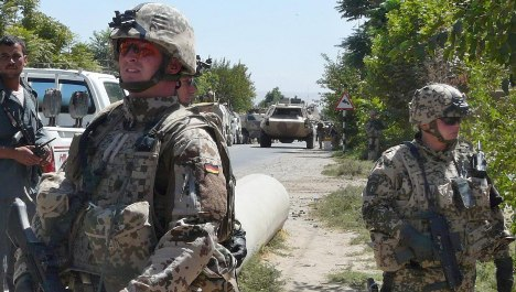 NATO steps up call on Germany for fresh Afghanistan troops