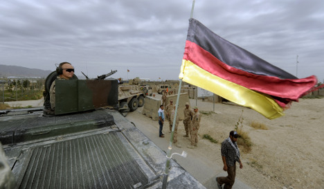 US wants up to 2,500 more German troops