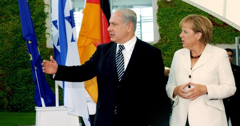 Germany and Israel set for joint cabinet meeting