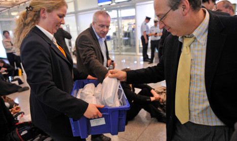 Police moot better airport security after breach