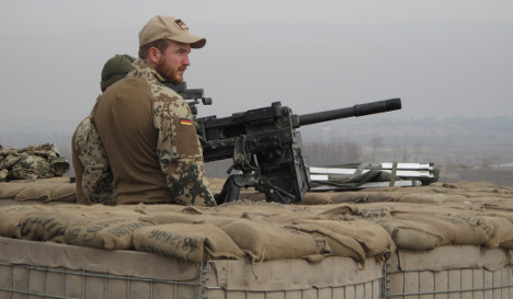 Staying the course in Afghanistan