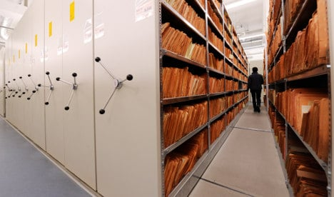 Requests to see Stasi secret police files surge in Wall anniversary year