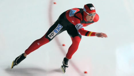 Speed skater Pechstein makes provisional Olympic squad