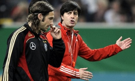 Frings dropped from German national team