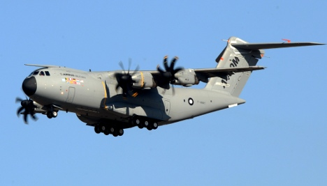 Airbus boss reportedly set to ditch A400M military transport