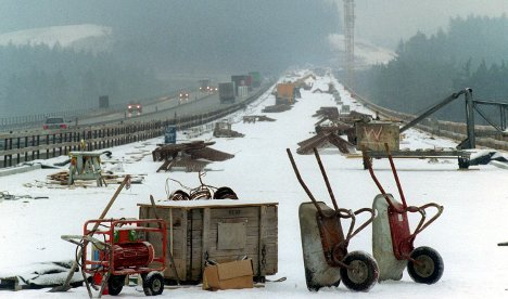 Harsh winter means major losses for construction industry