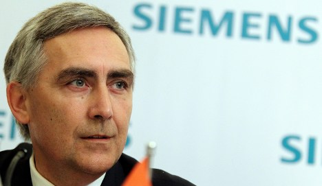 Siemens unveils 'green' investment in India