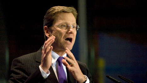 Give 'no nukes' a chance, says Westerwelle