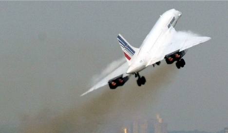 French court examines deadly Concorde crash