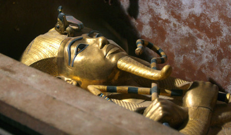 German scientists help find Egyptian mummy's mommy