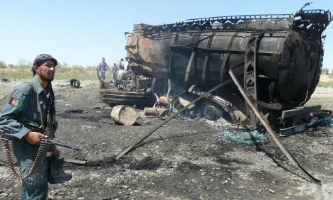 Documents in Kunduz affair may have been destroyed