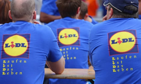 Lidl pushes for retail minimum wage
