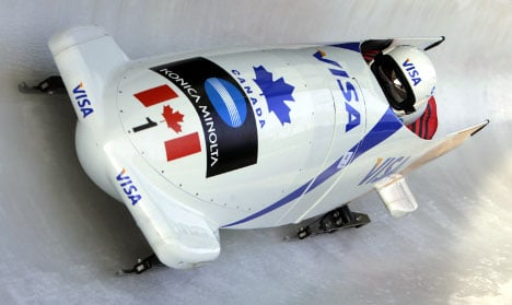 Sorry Germany, but Canada's gold for bobsleigh champ Lueders