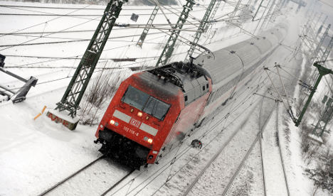 Rhineland suffers spate of naked and drunk train passengers