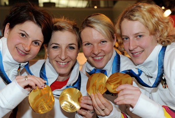 ...and bring home the gold.Photo: DPA