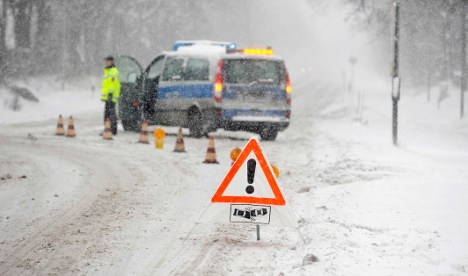 Extreme winter strains accident insurers