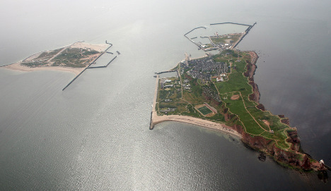 Poisonous gas munitions to remain off Helgoland
