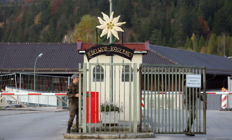 Bundeswehr launches investigation into hazing