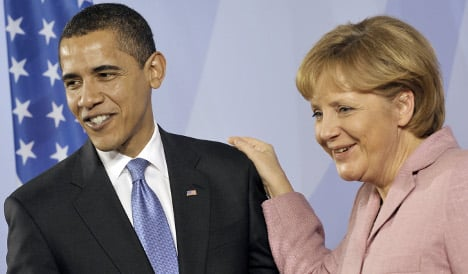 American opinion of Germany improves
