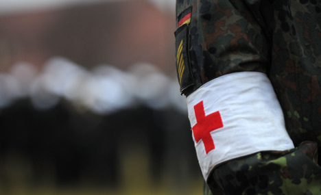Doctor shortage alarms military commissioner