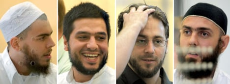 Sauerland cell Islamists jailed for anti-US plot