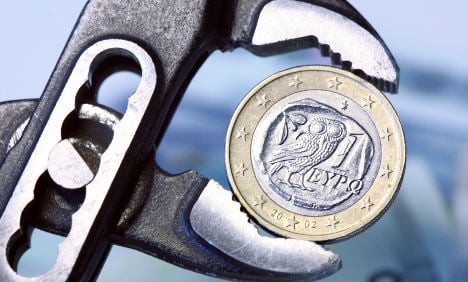 Germany reluctant to rescue Greece