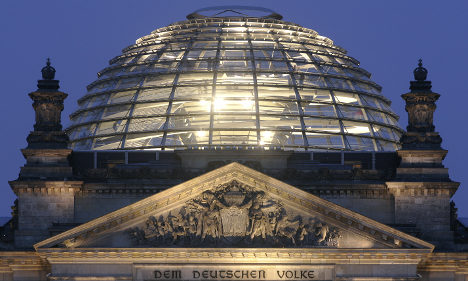 German budget heading for record deficit