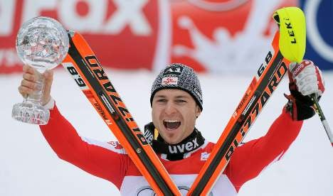 Neureuther takes World Cup slalom victory to banish bad run of luck