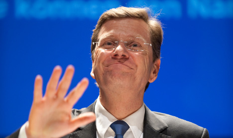 Westerwelle to kick off Gay Games in Cologne this summer