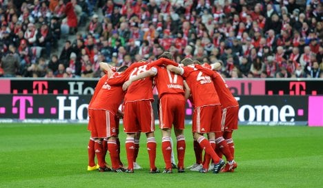 Bayern Munich looking to cement top league ranking
