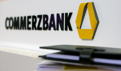 Commerzbank fined £595,000 in Britain
