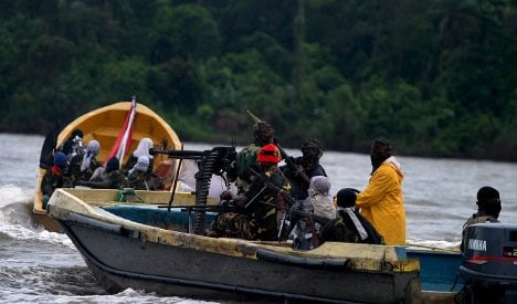 Two Germans kidnapped in Niger Delta released unharmed