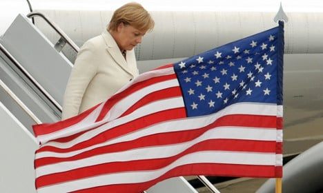 Merkel travels to US for nuclear summit